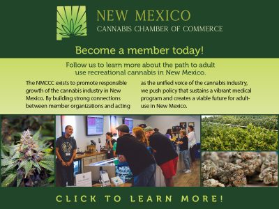 NEW MEXICO CANNABIS CHAMBER OF COMMERCE