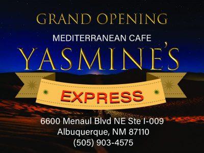 YASMINE'S EXPRESS